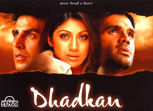 Dhadkan (2000) Full Movie Watch Online HD Free Download