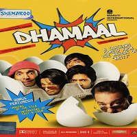Dhamaal (2007) Full Movie Watch Online HD Print Free Download