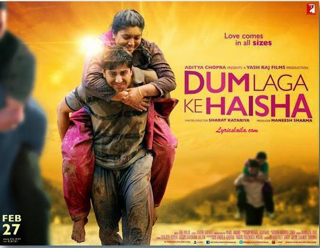 Dum Laga Ke Haisha (2015) Full Movie Watch Online DVD Download
