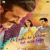 Ek Ladki Ko Dekha Toh Aisa Laga (2019) Hindi Full Movie Watch Online HD Print Free Download