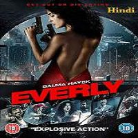 Everly (2014) Hindi Dubbed Full Movie Watch Online HD Print Free