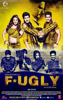 Fugly (2014) Full Movie Watch Online HD Print Free Download