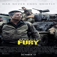 Fury (2014) Hindi Dubbed Full Movie Watch Online HD Print Free Download