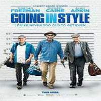 Going in Style (2017) Full Movie Watch Online HD Print Free Download