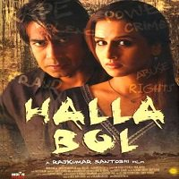 Halla Bol (2008) Watch Full Movie Online DVD Print Download