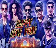 Happy New Year (2014) Watch Online Full Movie Download
