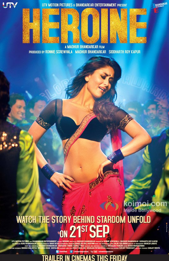 Heroine (2012) Full Movie Watch Online HD Print Free Download