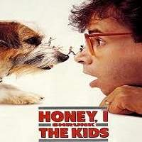 Honey, I Shrunk the Kids (1989) Hindi Dubbed Full Movie Watch Online HD Free Download