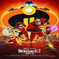 Incredibles 2 (2018) Hindi Dubbed Full Movie Watch Online HD Print Free Download