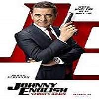 Johnny English Strikes Again (2018) Full Movie Watch Online HD Print Free Download