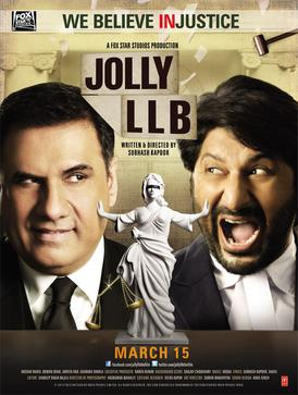 Jolly LLB (2013) Full Movie Watch Online HD Free Download