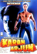 Karan Arjun (1995) Full Movie Watch Online HD Free Download