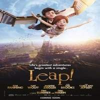 Leap! (2016) Hindi Dubbed Full Movie Watch Online HD Free Download