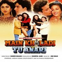 Main Khiladi Tu Anari (1994) Watch Full Movie Online DVD Print Download