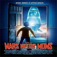 Mars Needs Moms (2011) Hindi Dubbed Full Movie Watch Online HD Print Free Download