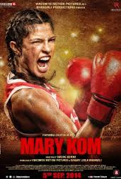 Mary Kom (2014) Full Movie Watch Online HD Print Free Download