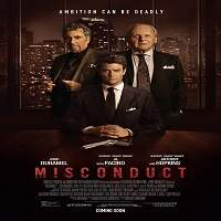 Misconduct (2016) Hindi Dubbed Full Movie Watch Online HD Free Download