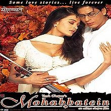 Mohabbatein (2000) Full Movie Watch Online HD Download