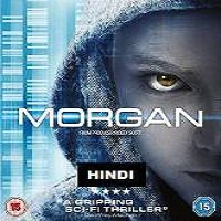 Morgan (2016) Hindi Dubbed Full Movie Watch Online HD Print Free Download