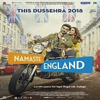 Namaste England (2018) Full Movie Watch Online HD Print Free Download