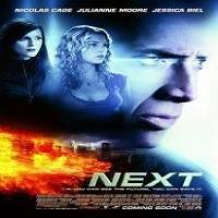 Next (2007) Hindi Dubbed Full Movie Watch Online HD Print Free Download