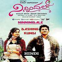 Ninnindale (2014) Hindi Dubbed Full Movie Watch Online HD Print Free Download