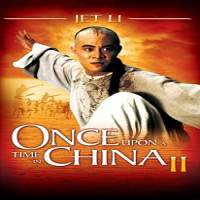 Once Upon a Time in China II (1992) Hindi Dubbed Full Movie Watch Online HD Download