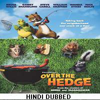 Over the Hedge (2006) Hindi Dubbed Full Movie Watch Online HD Print Free Download