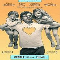 People Places Things (2015) Full Movie Watch Online HD Print Free Download