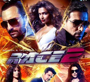 Race 2 (2013) Full Movie Watch Online HD Print Free Download