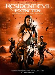 Resident Evil: Extinction (2007) Hindi Dubbed Full Movie Watch Online Download
