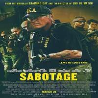 Sabotage (2014) Hindi Dubbed Full Movie Watch Online HD Print Free Download