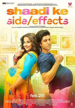 Shaadi Ke Side Effects (2014) Full Movie Watch Online HD Download