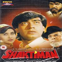 Shaktiman (1993) Full Movie Watch Online HD Print Free Download