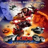 Spy Kids 3: Game Over (2003) Hindi Dubbed Full Movie Watch Online HD Free Download