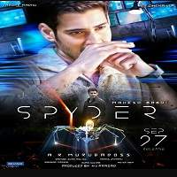 Spyder (2017) Hindi Dubbed Full Movie Watch Online HD Print Free Download
