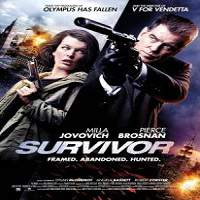 Survivor (2015) Hindi Dubbed Full Movie Watch Online HD Print Free Download