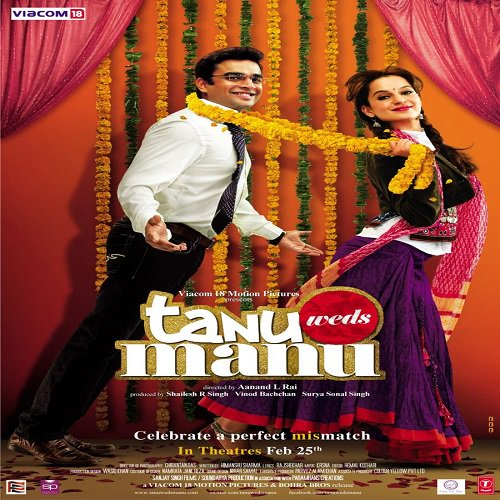 Tanu Weds Manu Returns (2015) Full Movie Watch Online DVD Free Download