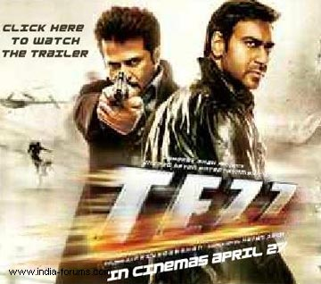 Tezz (2012) Full Movie Watch Online HD Print Free Download