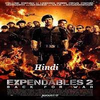The Expendables 2 (2012) Hindi Dubbed Full Movie Watch Online HD Print Free Download