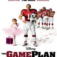 The Game Plan (2007) Hindi Dubbed Full Movie Watch Online HD Print Free Download