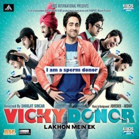 Vicky Donor (2012) Watch Full Movie Online DVD Download