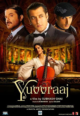 Yuvvraaj (2008) Full Movie Watch Online HD Free Download