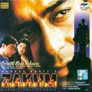 Zakhm (1998) Watch Full Movie Online DVD Print Free Download