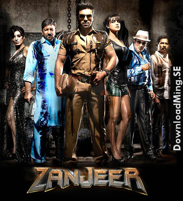 Zanjeer (2013) Full Movie Watch Online HD Download