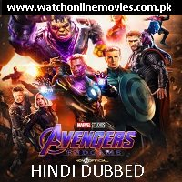 Avengers: Endgame (2019) Hindi Dubbed Full Movie Watch Online HD Print Free Download