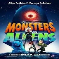 Monsters vs. Aliens (2009) Hindi Dubbed Full Movie Watch Online HD Free Download
