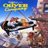 Oliver & Company (1988) Hindi Dubbed Full Movie Watch Online HD Free Download