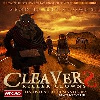 Cleavers: Killer Clowns (2019) Hindi Dubbed UNOFFICIAL Full Movie Watch Free Download