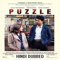 Puzzle (2018) Hindi Dubbed Full Movie Watch Online HD Print Free Download